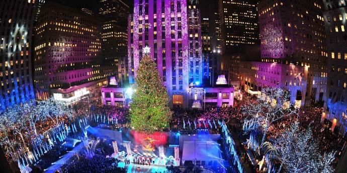 Crăciun în New York City